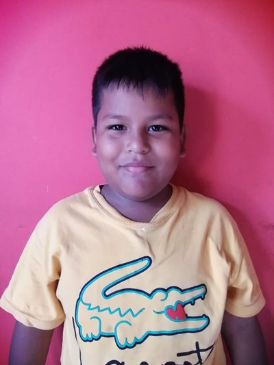 Help Cristhian Israel by becoming a child sponsor. Sponsoring a child is a rewarding and heartwarming experience.