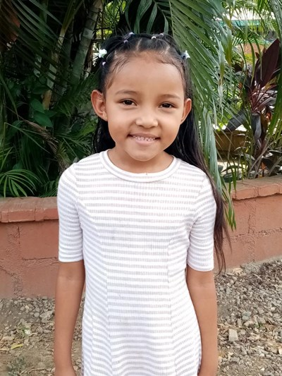 Help Valeryn Sofia by becoming a child sponsor. Sponsoring a child is a rewarding and heartwarming experience.
