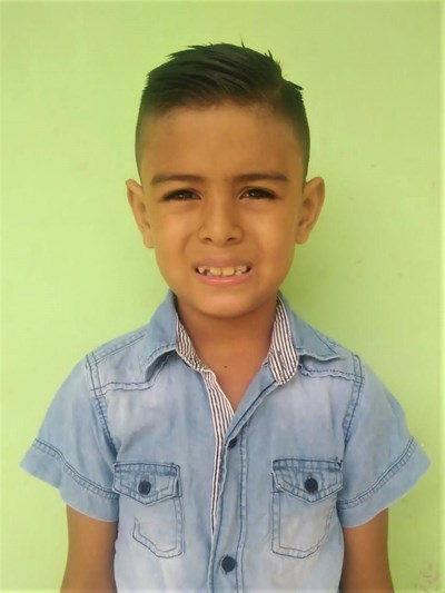 Help Jordan Andres by becoming a child sponsor. Sponsoring a child is a rewarding and heartwarming experience.