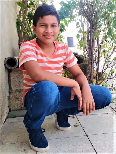 Help Justin Gabriel by becoming a child sponsor. Sponsoring a child is a rewarding and heartwarming experience.