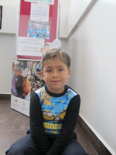 Help Sebastian Agustin by becoming a child sponsor. Sponsoring a child is a rewarding and heartwarming experience.