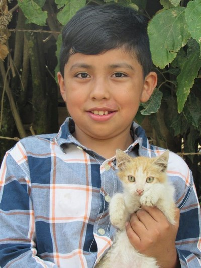 Help Antony Leopoldo by becoming a child sponsor. Sponsoring a child is a rewarding and heartwarming experience.
