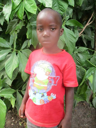 Help Hezron by becoming a child sponsor. Sponsoring a child is a rewarding and heartwarming experience.