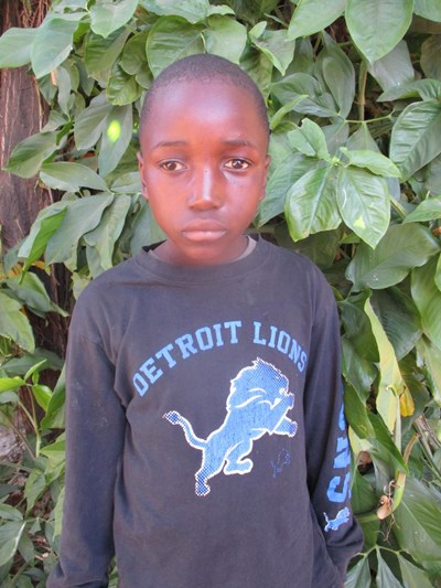 Help Kebby by becoming a child sponsor. Sponsoring a child is a rewarding and heartwarming experience.