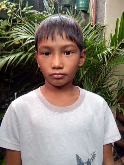 Help Mark John by becoming a child sponsor. Sponsoring a child is a rewarding and heartwarming experience.