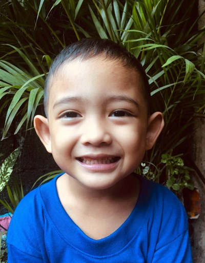 Help Pierce Allister A. by becoming a child sponsor. Sponsoring a child is a rewarding and heartwarming experience.