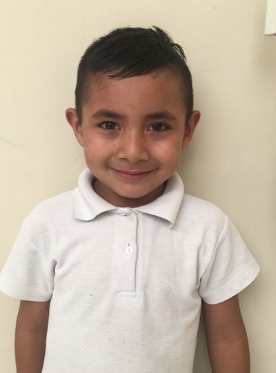 Help Tadeo Damián by becoming a child sponsor. Sponsoring a child is a rewarding and heartwarming experience.