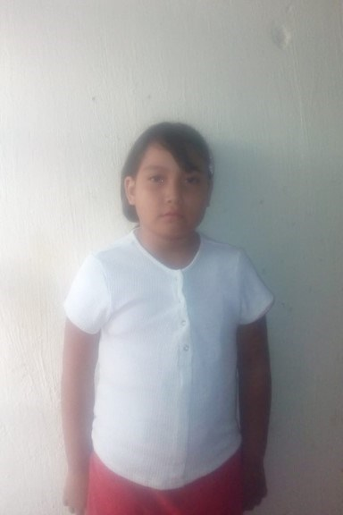 Help Eulalia Sarahi by becoming a child sponsor. Sponsoring a child is a rewarding and heartwarming experience.