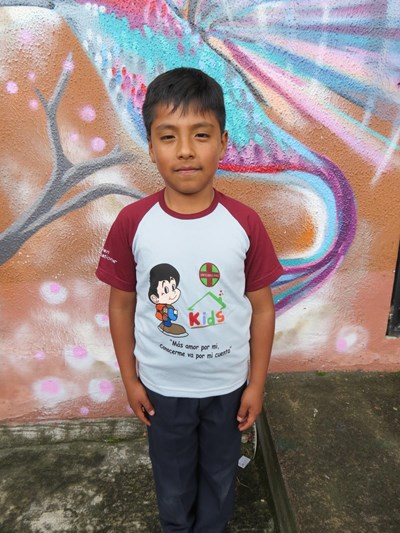 Help Anthony Naim by becoming a child sponsor. Sponsoring a child is a rewarding and heartwarming experience.