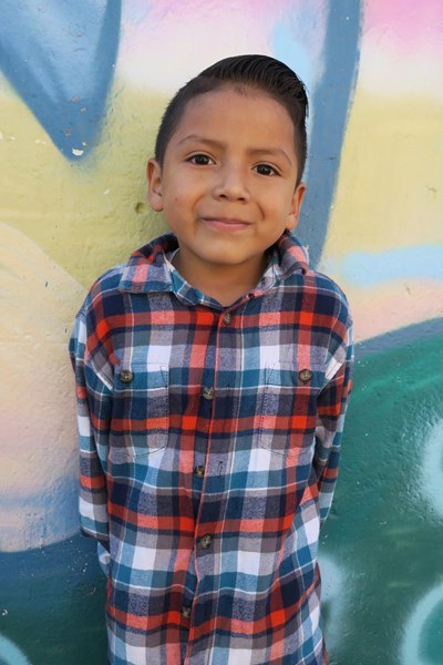 Help Eidan Mateo by becoming a child sponsor. Sponsoring a child is a rewarding and heartwarming experience.