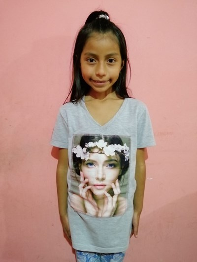 Help Jenifer Estefania by becoming a child sponsor. Sponsoring a child is a rewarding and heartwarming experience.