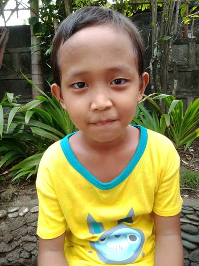Help Renz Andrey C. by becoming a child sponsor. Sponsoring a child is a rewarding and heartwarming experience.
