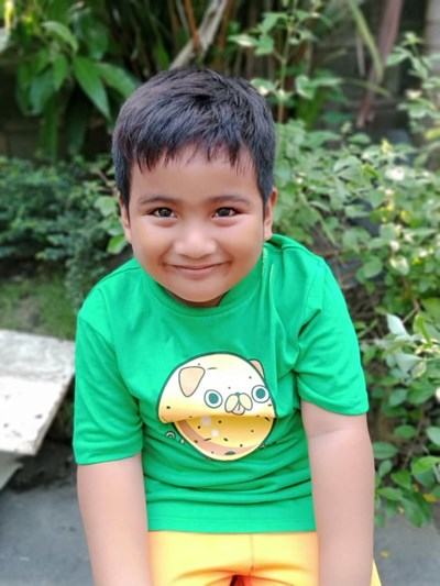 Help Kevin B. by becoming a child sponsor. Sponsoring a child is a rewarding and heartwarming experience.