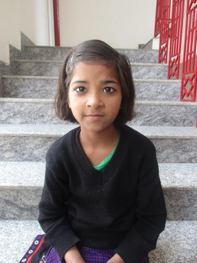 Help Sonali by becoming a child sponsor. Sponsoring a child is a rewarding and heartwarming experience.
