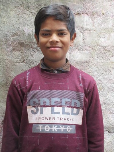 Help Krish by becoming a child sponsor. Sponsoring a child is a rewarding and heartwarming experience.
