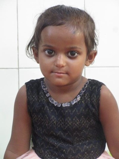 Help Rakhi by becoming a child sponsor. Sponsoring a child is a rewarding and heartwarming experience.