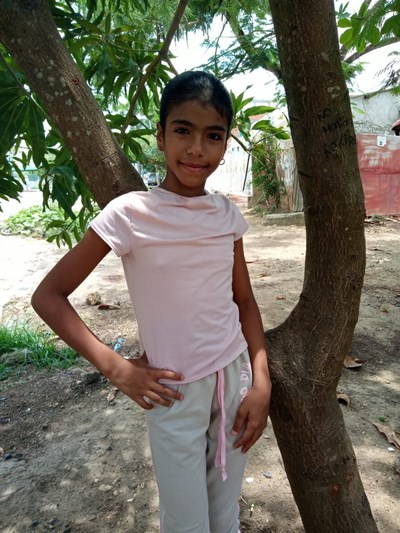 Help Alani Sofia by becoming a child sponsor. Sponsoring a child is a rewarding and heartwarming experience.
