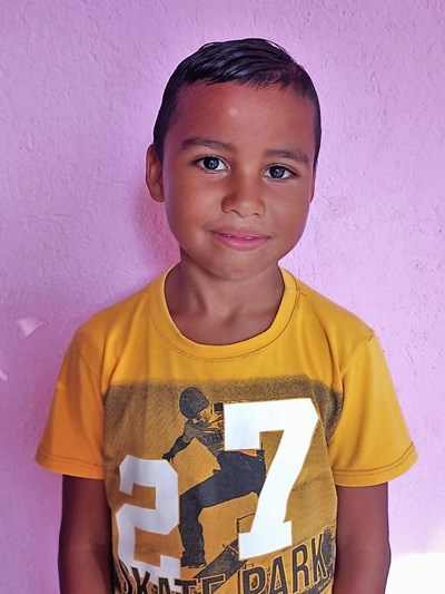 Help Duvan Yesid by becoming a child sponsor. Sponsoring a child is a rewarding and heartwarming experience.