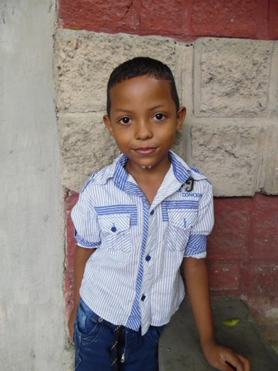 Help Rafael David by becoming a child sponsor. Sponsoring a child is a rewarding and heartwarming experience.