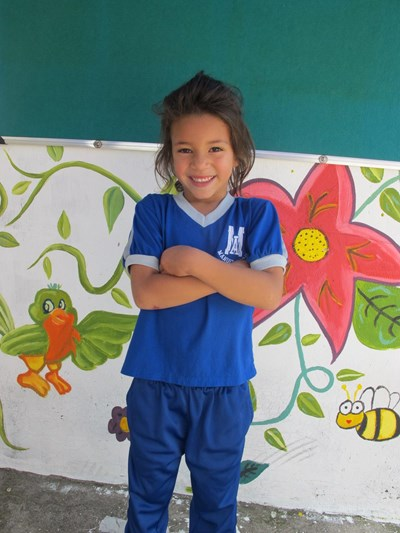 Help Skarleth Anahi by becoming a child sponsor. Sponsoring a child is a rewarding and heartwarming experience.