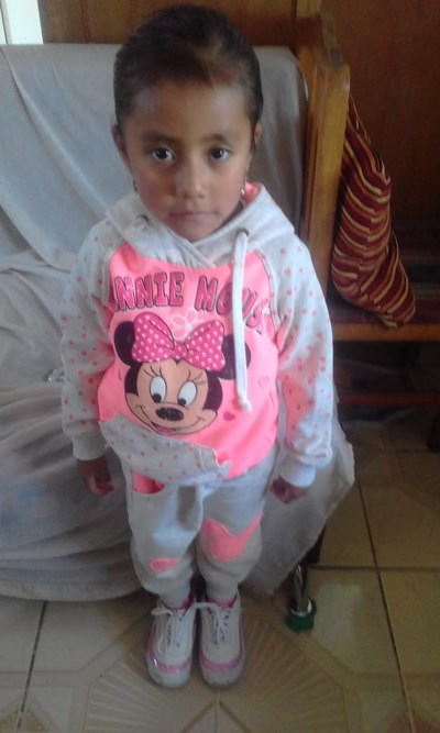 Help Karla Belén by becoming a child sponsor. Sponsoring a child is a rewarding and heartwarming experience.