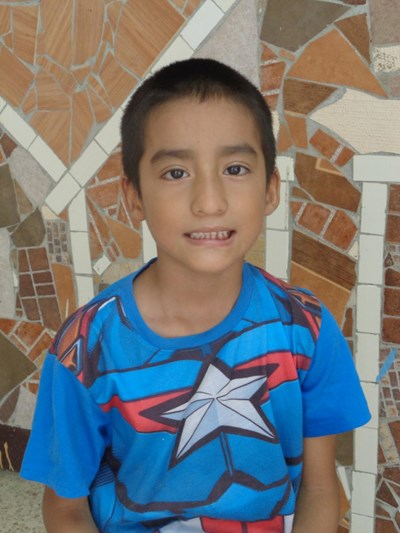 Help Maykel Ronaldo by becoming a child sponsor. Sponsoring a child is a rewarding and heartwarming experience.