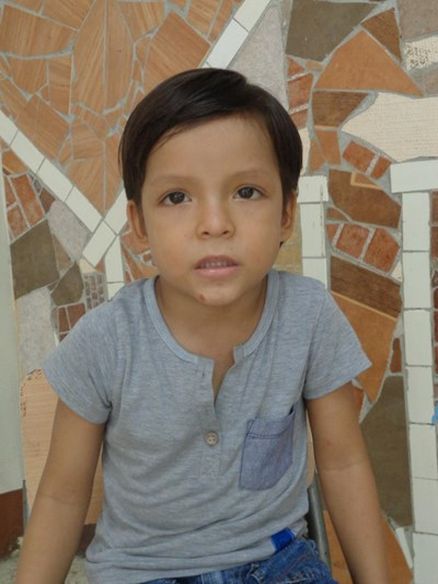 Help Ezequiel Elias by becoming a child sponsor. Sponsoring a child is a rewarding and heartwarming experience.