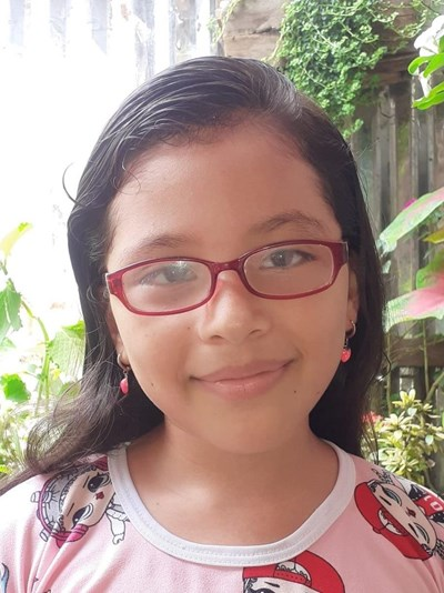 Help Genesis Anamileth by becoming a child sponsor. Sponsoring a child is a rewarding and heartwarming experience.