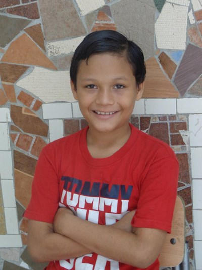 Help Kevin Israel by becoming a child sponsor. Sponsoring a child is a rewarding and heartwarming experience.