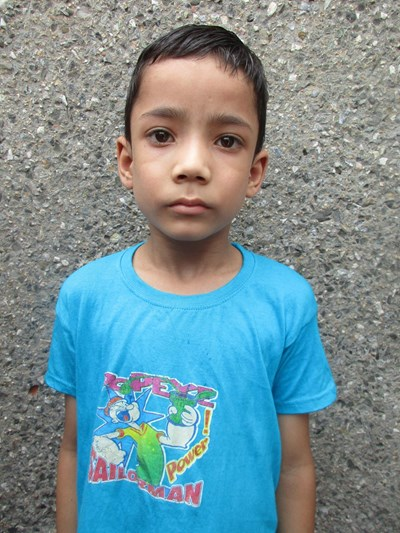 Help Shiv by becoming a child sponsor. Sponsoring a child is a rewarding and heartwarming experience.