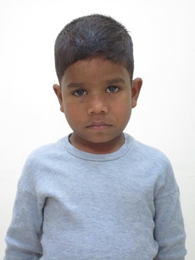 Help Ansh by becoming a child sponsor. Sponsoring a child is a rewarding and heartwarming experience.