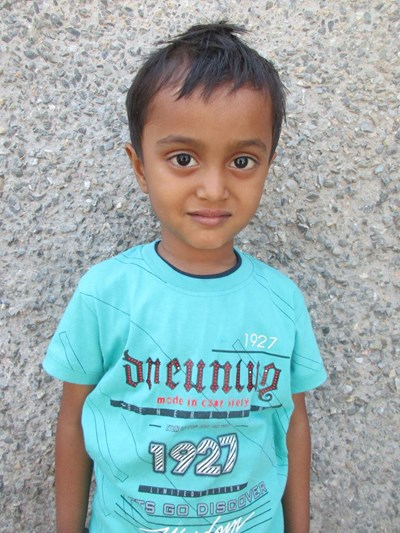 Help Aditya by becoming a child sponsor. Sponsoring a child is a rewarding and heartwarming experience.