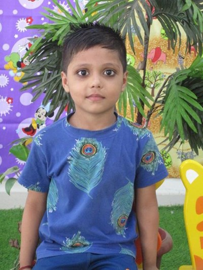 Help Kunal by becoming a child sponsor. Sponsoring a child is a rewarding and heartwarming experience.