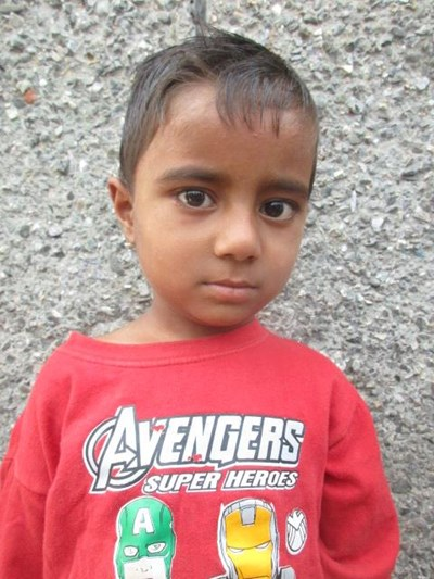 Help Raghuveer by becoming a child sponsor. Sponsoring a child is a rewarding and heartwarming experience.