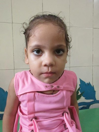 Help Kritika by becoming a child sponsor. Sponsoring a child is a rewarding and heartwarming experience.