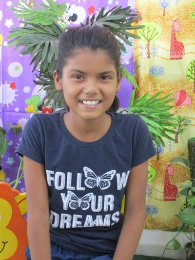 Help Poonam by becoming a child sponsor. Sponsoring a child is a rewarding and heartwarming experience.