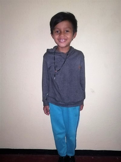 Help Isaac Gabriel by becoming a child sponsor. Sponsoring a child is a rewarding and heartwarming experience.