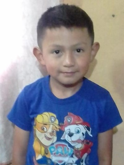 Help Ivan Javier by becoming a child sponsor. Sponsoring a child is a rewarding and heartwarming experience.