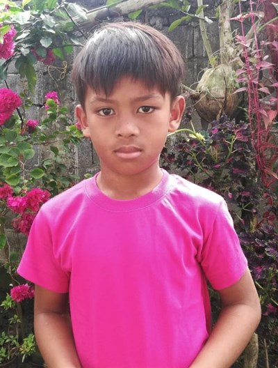 Help Jayson A. by becoming a child sponsor. Sponsoring a child is a rewarding and heartwarming experience.