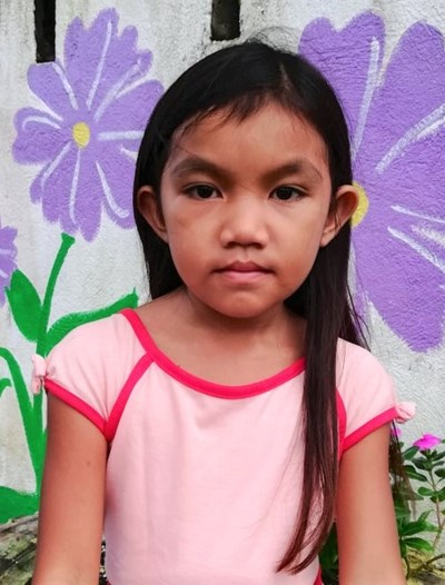 Help Xiana Miel P. by becoming a child sponsor. Sponsoring a child is a rewarding and heartwarming experience.