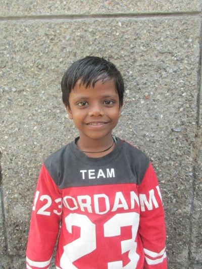 Help Yuvraj by becoming a child sponsor. Sponsoring a child is a rewarding and heartwarming experience.