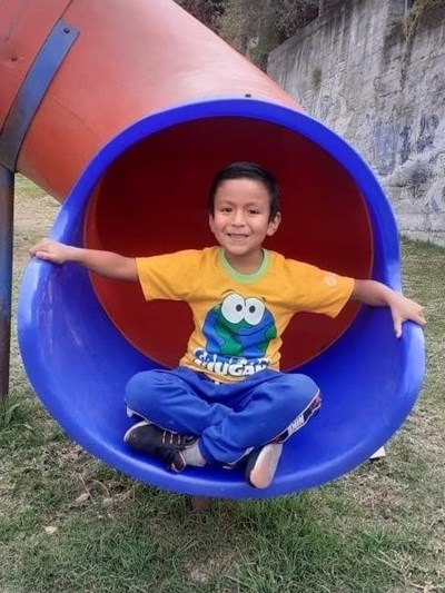 Help Leandro Missael by becoming a child sponsor. Sponsoring a child is a rewarding and heartwarming experience.
