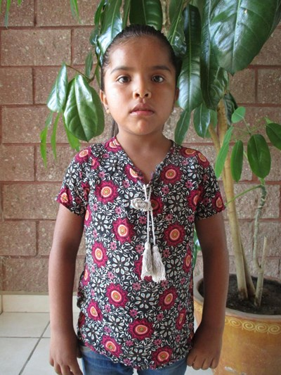 Help Guadalupe Janeth by becoming a child sponsor. Sponsoring a child is a rewarding and heartwarming experience.