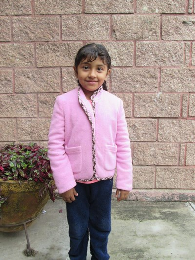 Help Laura Gabriela by becoming a child sponsor. Sponsoring a child is a rewarding and heartwarming experience.