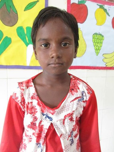 Help Shanti by becoming a child sponsor. Sponsoring a child is a rewarding and heartwarming experience.