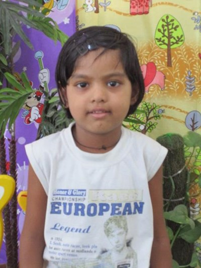 Help Annanya by becoming a child sponsor. Sponsoring a child is a rewarding and heartwarming experience.