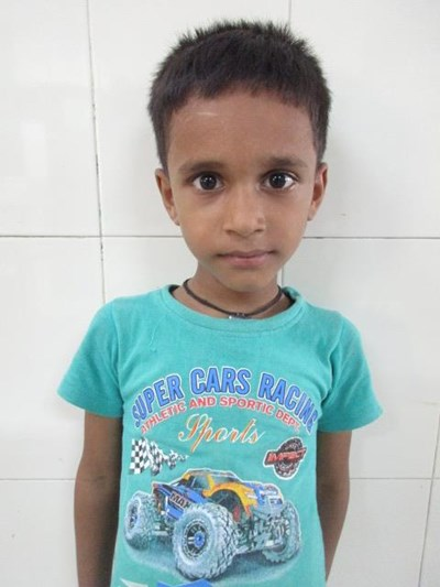 Help Harshit by becoming a child sponsor. Sponsoring a child is a rewarding and heartwarming experience.