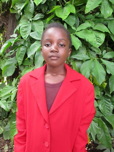 Help Getrude by becoming a child sponsor. Sponsoring a child is a rewarding and heartwarming experience.