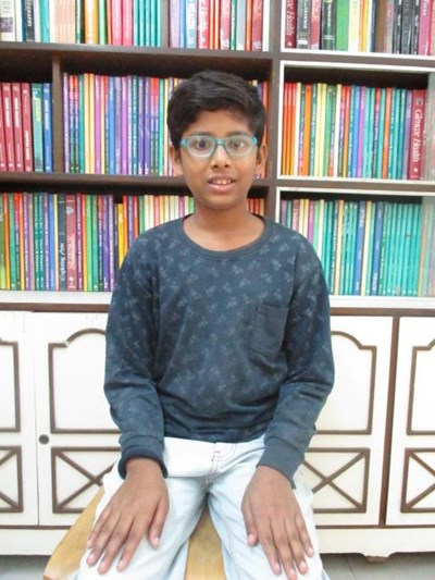 Help Alok by becoming a child sponsor. Sponsoring a child is a rewarding and heartwarming experience.