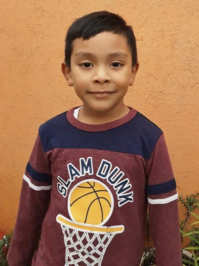 Help Angel Andres by becoming a child sponsor. Sponsoring a child is a rewarding and heartwarming experience.
